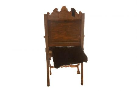 eric's throne true blood prop