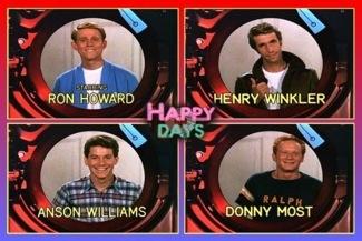 happy days cast photo