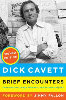 dick cavett book signed rare