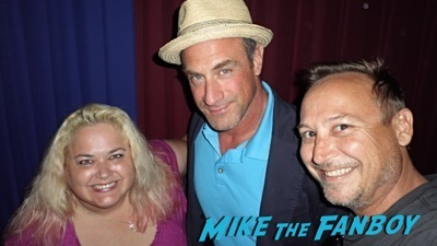 Christopher Meloni fan photo