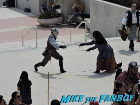 Fencing!?!?  I have to do this next year!