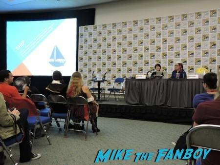 """We Are Fandom"" panel"