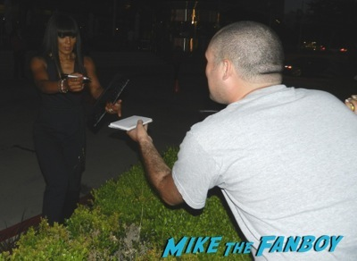 Angela Bassett Emmy weekend 2014 taryn manning signing autographs orange is the new black  5