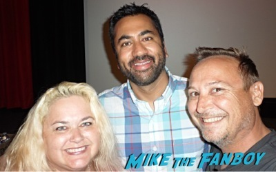 Kal Penn fan photo