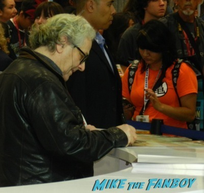 Mad Max autograph signing george miller warner bros sdcc 2014  3