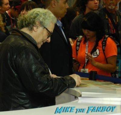 Mad Max autograph signing george miller warner bros sdcc 2014 3