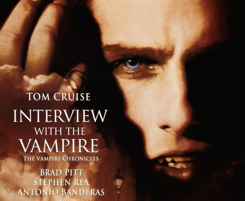 interview with the vampire poster one sheet