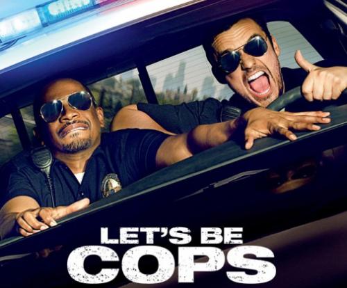 let's be cops poser