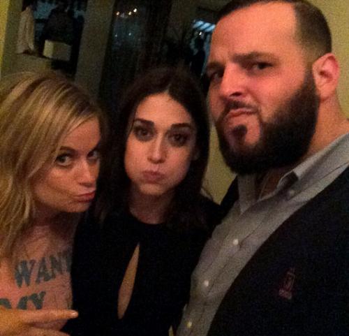 Mean Girls reunion selfie amy poehler lizzy caplan