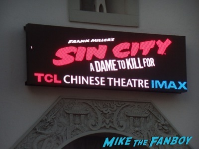 Sin City 2 a dame to kill for premiere los angeles