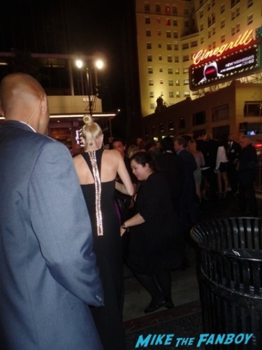 jamie king signing autographs Sin City 2 a dame to kill for premiere los angeles