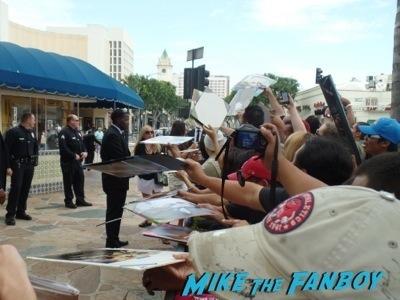 Megan Fox signing autographs Teenage Mutant Ninja Turtles Premiere megan fox signing autographs hot  2