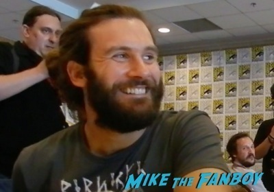 Vikings interview travis fimmel clive standen sdcc 2014  1