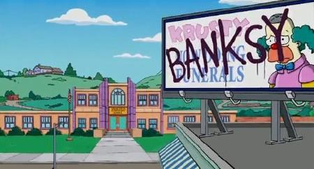 banksy-simpsons-billboard