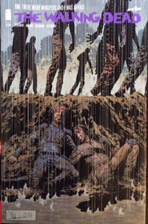 the walking dead comic book dawn of the dead twist
