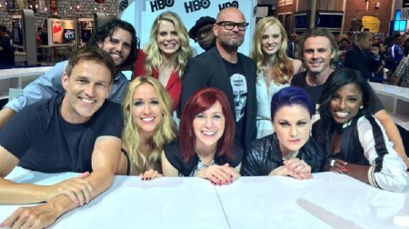 true-blood-cast final Comic Con