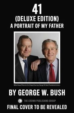 george W. Bush signed book