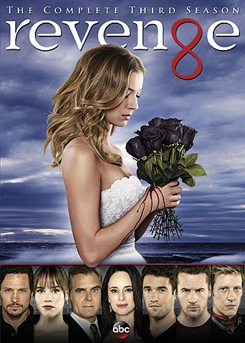 revenge the complete third season dvd