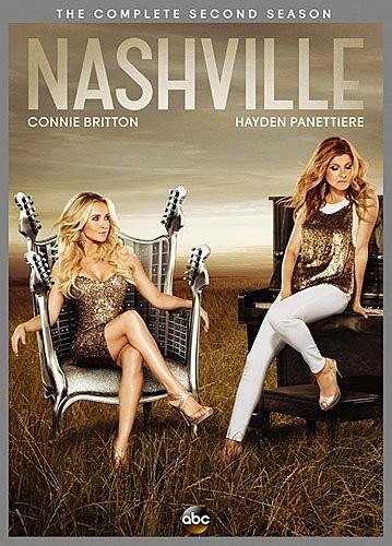 Nashville the complete second season key art cover