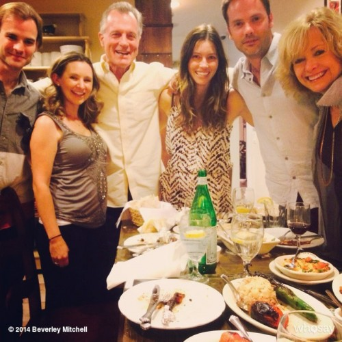 7th heaven reunion selfie