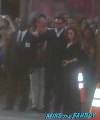 All About Steve Premiere sandra bullock signing autographs for fans bradley cooper  1