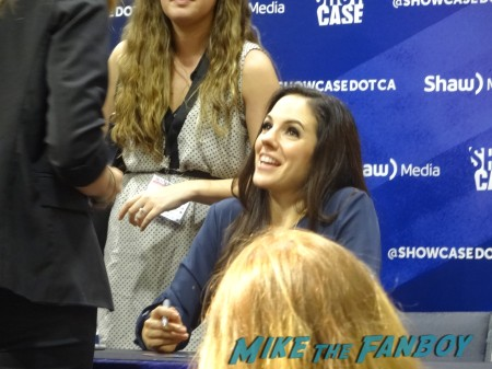 Anna Silk from Lost Girl