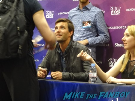 Lucas Bryant from Haven
