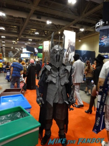 Sauron from Lord of the Rings