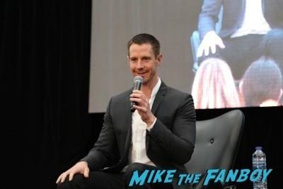Jason dohring Panel fan photo selfie rare