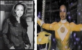 Karan Ashley TV store online Power Rangers interview 2