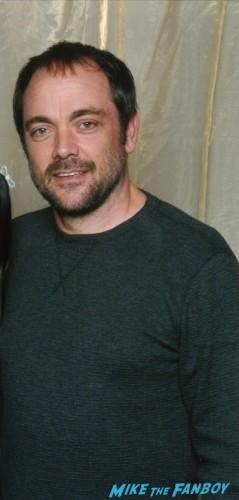 Mark Sheppard fan photo rare