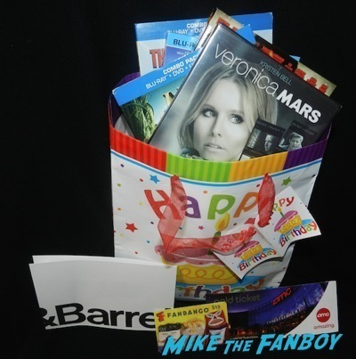 Mike's birthday giveaway 1