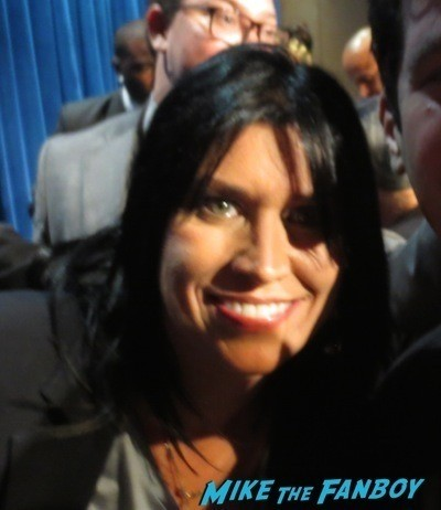 Nancy McKeon the facts of life 35th anniversary fan photo selfie 1