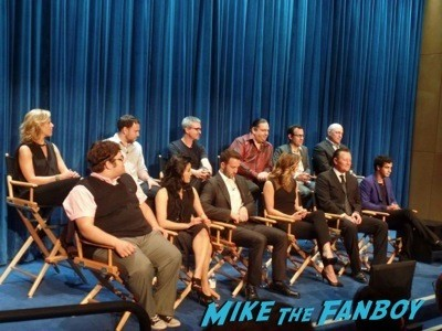 Paleyfest Fall TV CBS preview scorpion katherine McPhee  2