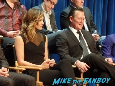 Paleyfest Fall TV CBS preview scorpion katherine McPhee 2
