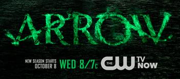 Arrow season three logo promo poster
