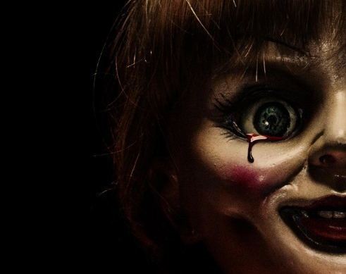 annabelle movie poster promo