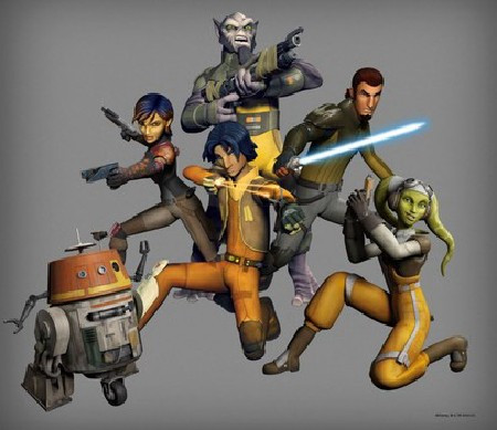 Star Wars Rebels Spark of Rebellion