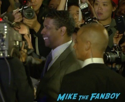 The Equalizer TIFF Movie premiere Denzel Washington Chloe Grace Moretz 7