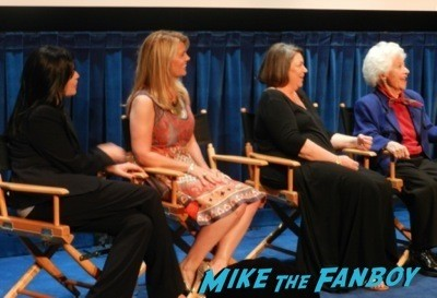 The Facts Of Life 35th anniversary reunion nancy Mckeon lisa whelchel   1