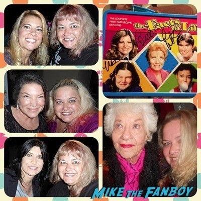 The Facts of Life 35th Anniversary reunion nancy McKeon Lisa Whelchel mindy cohn 8