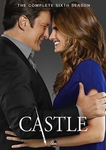 castle season 6 dvd press still promo photo nathan fillion 1