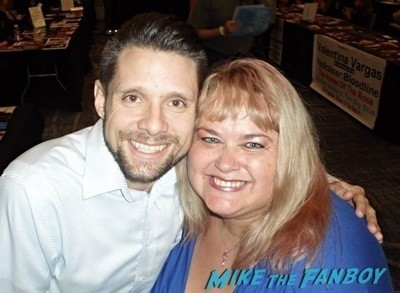 danny pintauro fan photo signing autographs now 2014