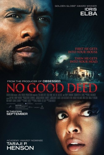 no_good_deed movie poster