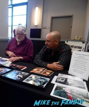 son of monsterpalooza convention 2014 signing autograph 1