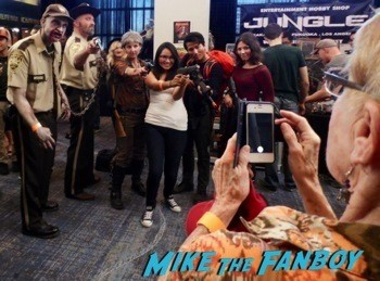 son of monsterpalooza convention 2014 signing autograph 13