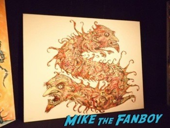 son of monsterpalooza convention 2014 signing autograph 15