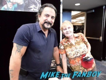 TOM SAVINI son of monsterpalooza convention 2014 signing autograph 20