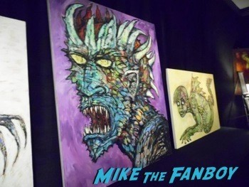 son of monsterpalooza convention 2014 signing autograph 8