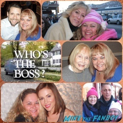 who's the boss collage fan photo katherine helmond tony danza judith light